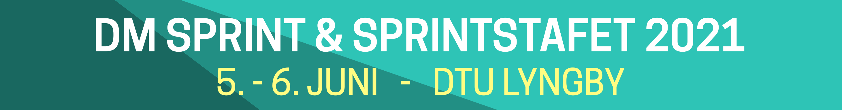 DM Sprint & Sprintstafet 2021